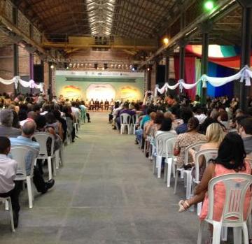 Brazil mass wedding 2014