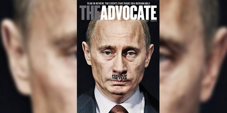 Vladimir Putin The Advocate