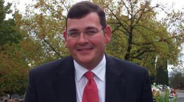 Daniel Andrews is the new Victorian Premier.