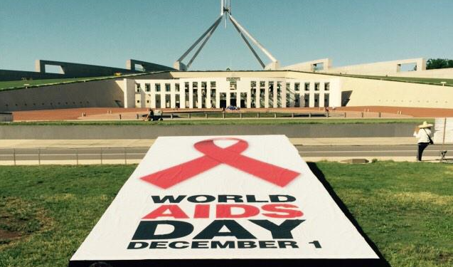 World AIDS Day Canberra