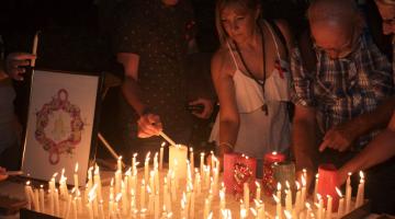 World AIDS Day Brisbane 2014 (Photo: David Alexander; Star Observer)