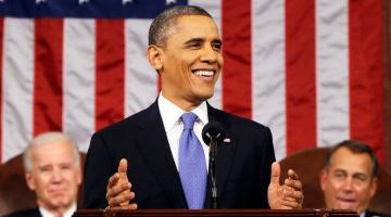 barack obama State of the union address 2015 US president