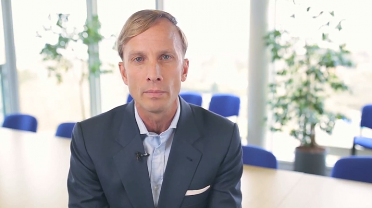 Dr Mark Dybul - CEO Global Fund to Fight AIDS, Tuberculosis and Malaria (Image: YouTube)