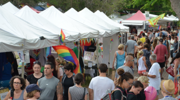 Sunshine Coast Pride / Fair Day 2014