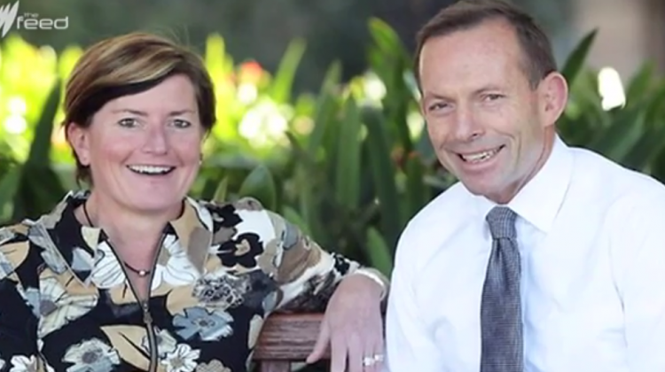 Christine Forster (left) is a Liberal councillor for City of Sydney and the lesbian sister of Prime Minister Tony Abbott (right), who opposes marriage equality.