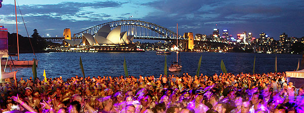 Sydney Gay and Lesbian Mardi Gras Harbour Party