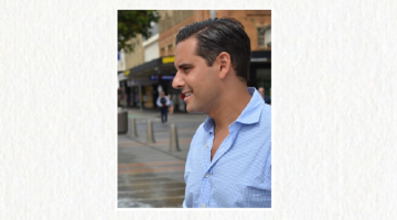 Sydney state independent MP Alex Greenwich. (Photo: Benedict Brook; Star Observer)