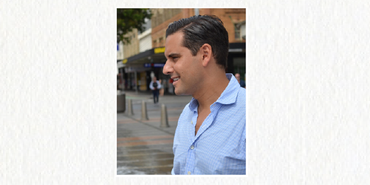 Sydney state independent MP Alex Greenwich. (Photo: Benedict Brook; Star Observer)