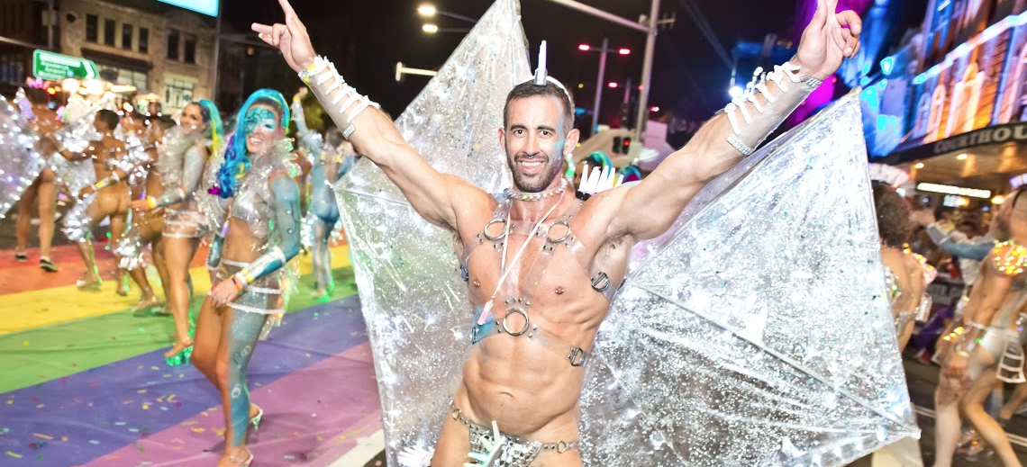 Mardi Gras 2014 (Supplied photo)