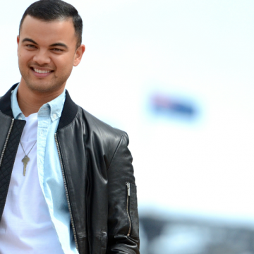Guy Sebastian will represent Australia in the 2015 Eurovision Song Contest (PHOTO: David Alexander; Star Observer)