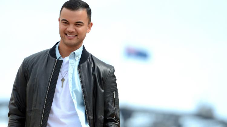 Guy Sebastian will represent Australia in the 2015 Eurovision Song Contest (PHOTO: David Alexander; Star Observer)