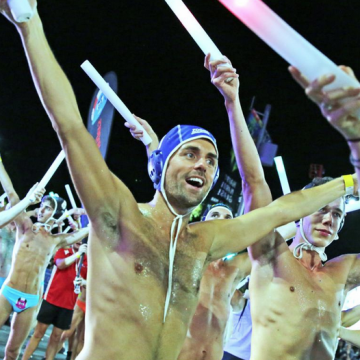 A snapshot from the 2014 Sydney Gay and Lesbian Mardi Gras (PHOTO: Ann-Marie Calilhanna; Star Observer)
