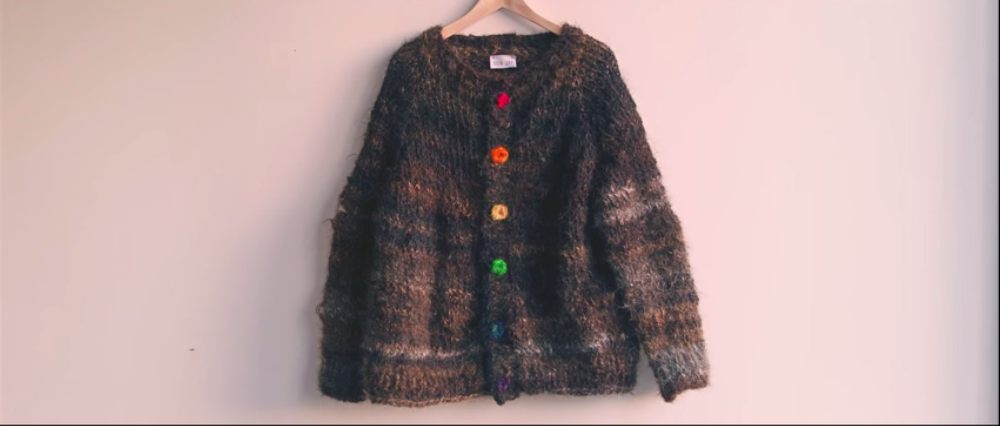 The Gay Sweater.