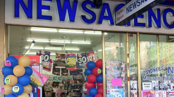 Taylor Square Newsagent