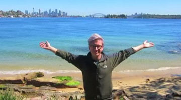Tyler Oakley is coming to Australia.