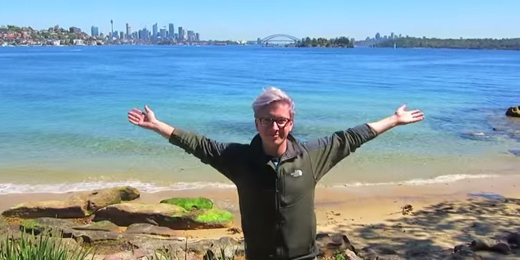 Tyler Oakley is coming to Australia.