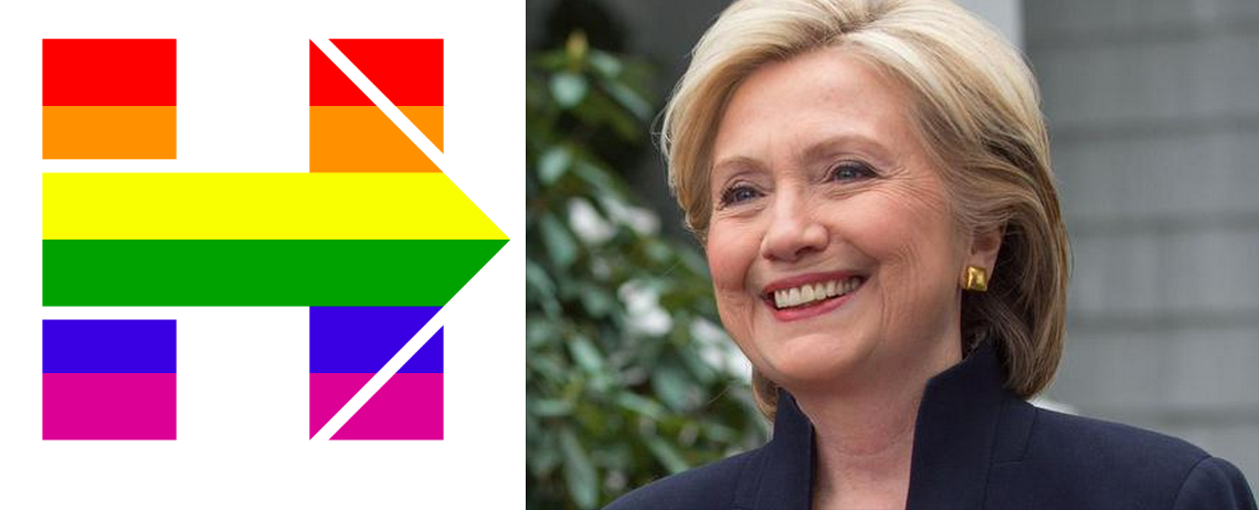 from Zaiden hillary clinton on gay marrages