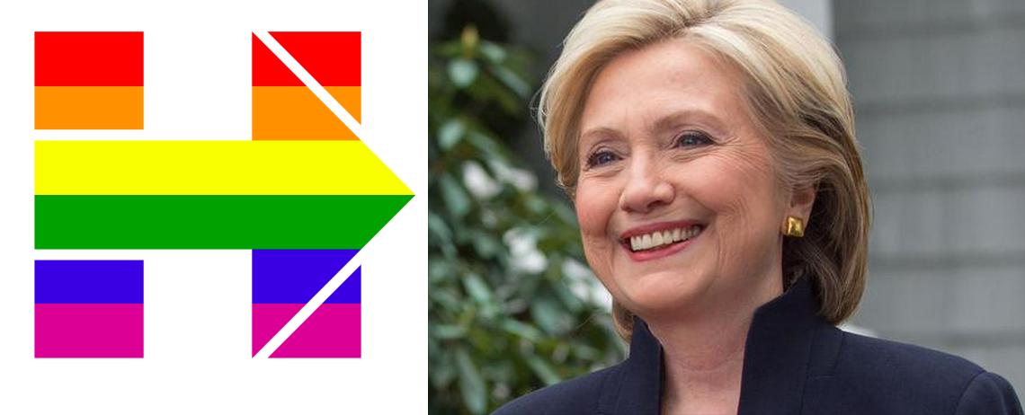 Hillary Clinton On Gay Marriage 34