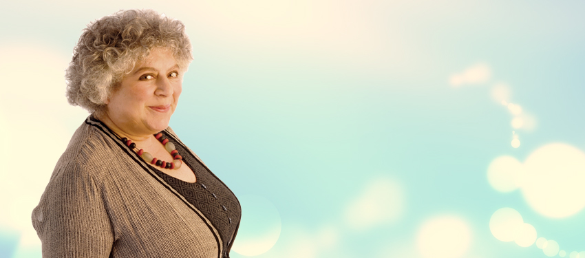 Miriam Margolyes shares her coming out story.