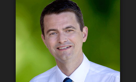 Shayne Mallard is the NSW Parliament's newest addition of openly-gay MPs.