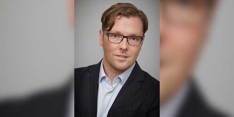 Damian Barr is coming to Australia for the Sydney Writers Festival. (Supplied photo)