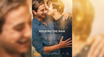 holding the man poster