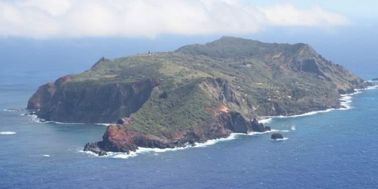 Pitcairn Island has become the latest country to legislate same-sex marriage - even though there are no gay residents at this stage. (Image source: Wikimedia Commons)