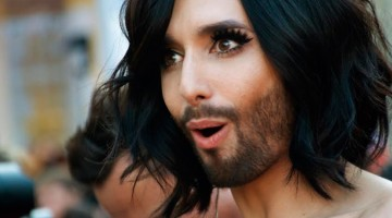 Conchita Wurst (PHOTO: David Alexander; Star Observer)