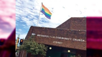 Metropolitan Community Church in Sydney