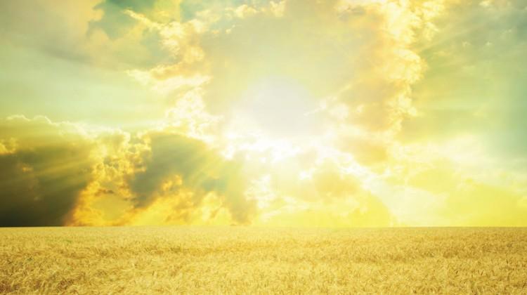 sunlight meadows clouds cloud porn sunlight sun day plain field farm sunset