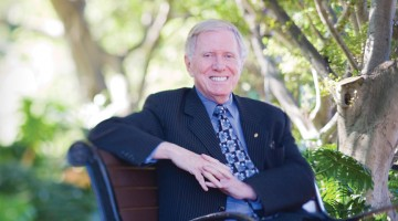 Michael Kirby shares his coming out story for the September edition of Star Observer. (Suppled photo)