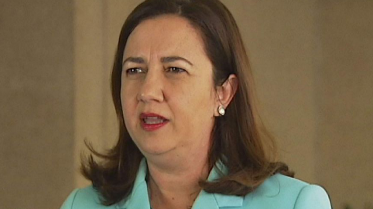 Queensland Premier Anastacia Palaszczuk (Image source: ABC TV)