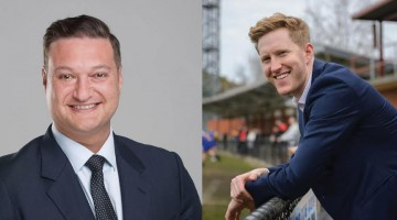 Labor's Carl Katter and the Green's Jason Ball are both running for the seat of Higgins in the next federal election.