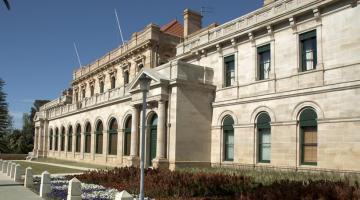 western australia WA parliament house