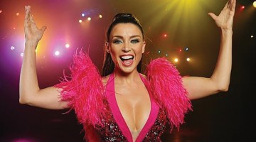 Dannii Minogue will appear at the Adelaide Feast Festival.