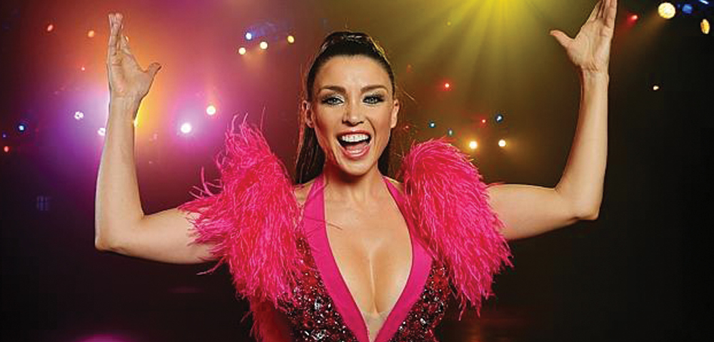 Dannii Minogue will pop by The Beresford Hotel on Sunday, October 25 to co-host a special bingo fundraiser event.