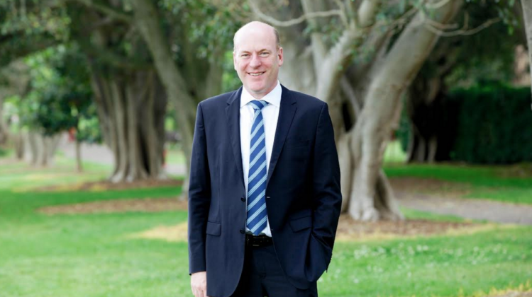 Trent Zimmerman, who happens to be gay, is the Liberal Party candidate for the North Sydney federal electorate by-election. (Supplied photo)