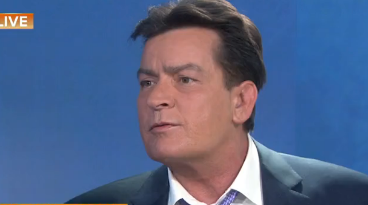 Hollywood actor Charlie Sheen has revealed that he has been living with HIV for four years.