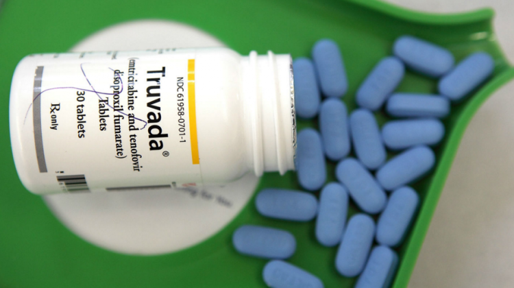 Truvada pills can be used as a form of PrEP.