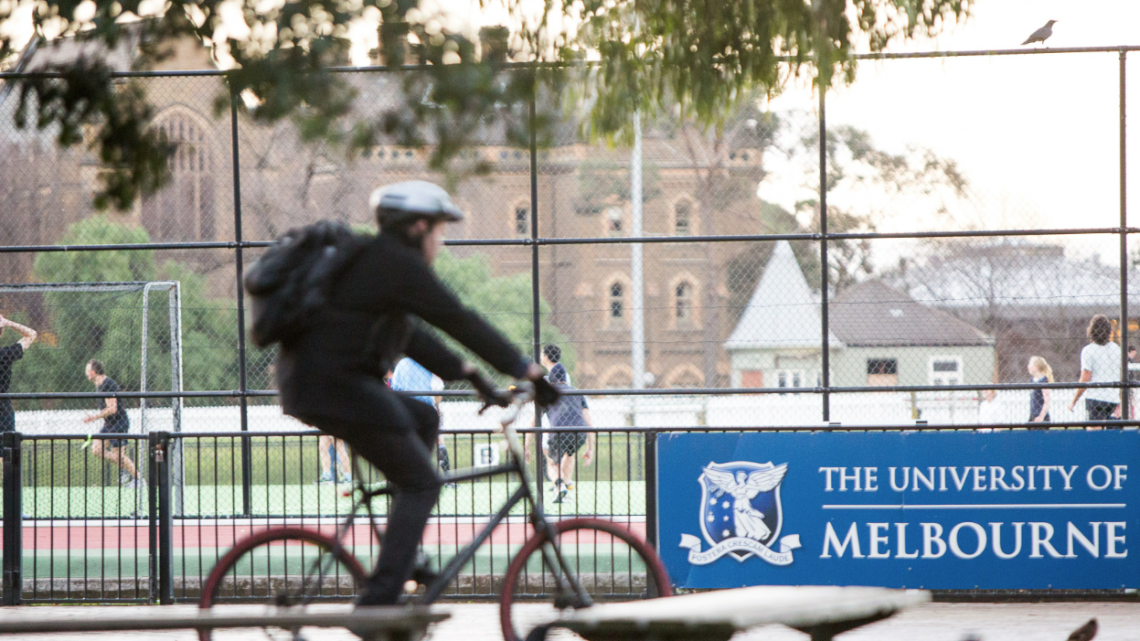Melbourne University (Supplied photo)