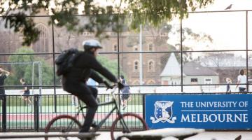 Melbourne University (Supplied photo)