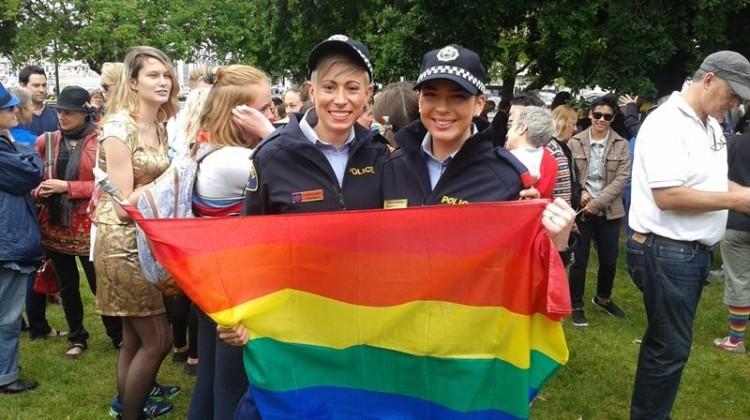 TasPride Police