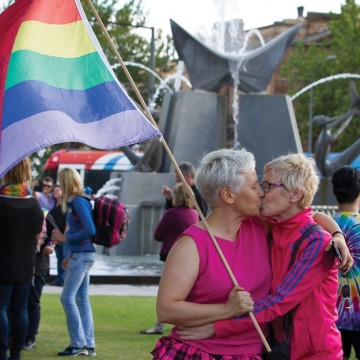 Adelaide Pride 2015