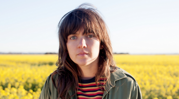 Out Aussie musician, Courtney Barnett has been nominated for a Grammy. Photo: Richard Gray