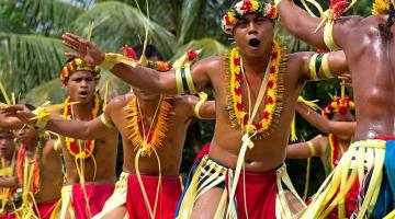 Micronesia dancers (Image source: YouTube)