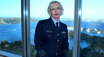 Cate McGregor (PHOTO: Ann-Marie Calilhanna; Star Observer)