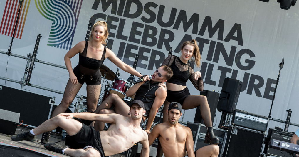 Snapshot of Midsumma Carnival 2015 (PHOTO: Coal Photography; Star Observer)