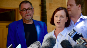Queensland Attorney General Yvette D'Ath Expungement Gay criminal records
