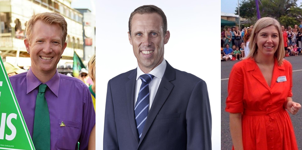 Lord Mayor candidates for Brisbane City Council elections ...