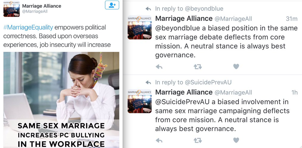 marriage alliance woman rainbow noose